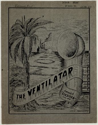 The ventilator : with which are incorporated The evening skylight and The daily spout…
