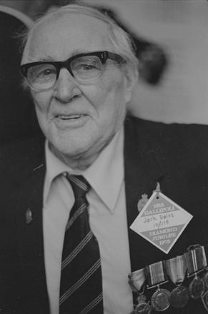 Gallipoli Day 1975 [veteran Jake Dales]