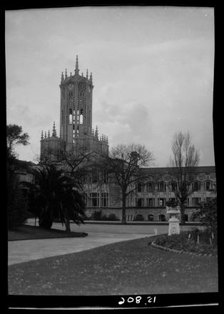 [ClockTower - University of Auckland]