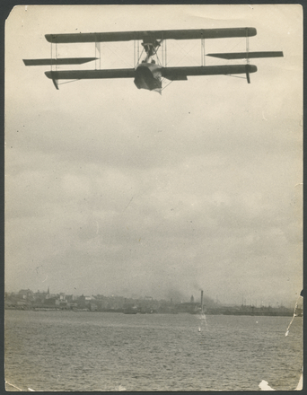[Walsh Brothers Seaplane]