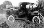 The work truck for Gardiner's Bakers of Otahuhu.