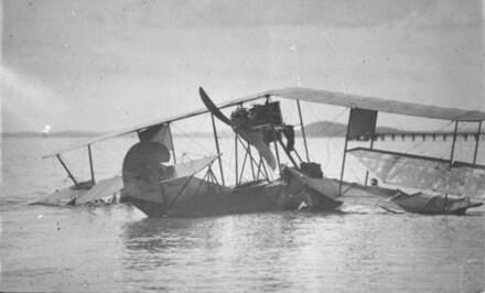 [Walsh Bros. Seaplane, Kohimarama, Mission Bay]