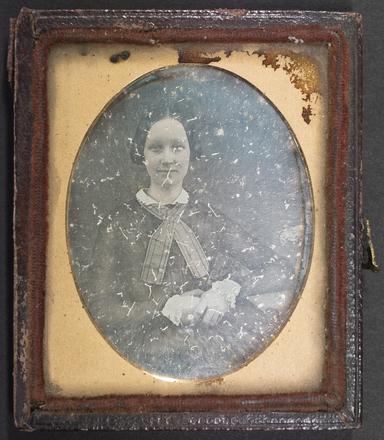 [Portrait, female]