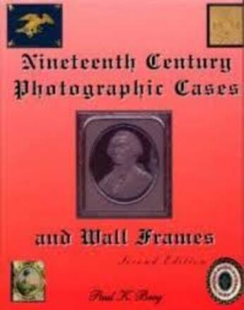 19th century photographic cases and wall frames