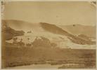 View of limestone terraces - Te Tarata or the Whit...