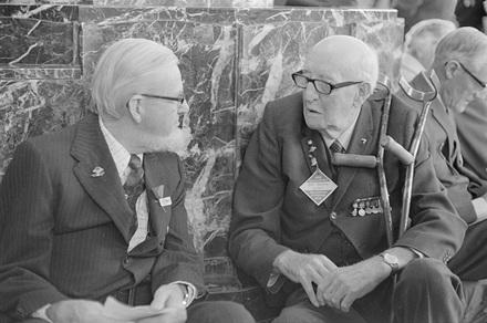 Gallipoli Day 1975 [veteran Bill Austin]