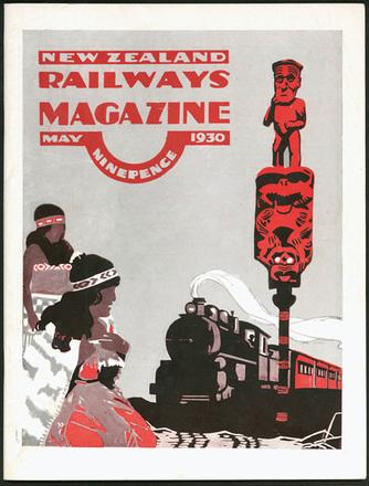 The New Zealand Railways magazine