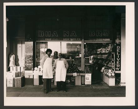Bhana Bros., Ponsonby Road