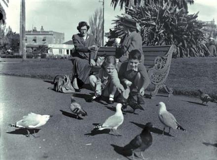 Kids, Albert Park.
