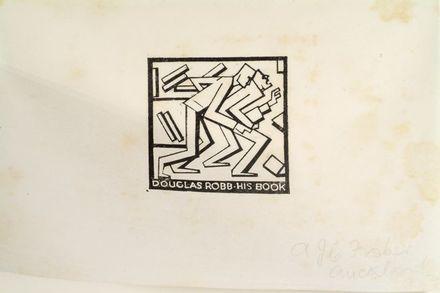 Douglas Robb : His book