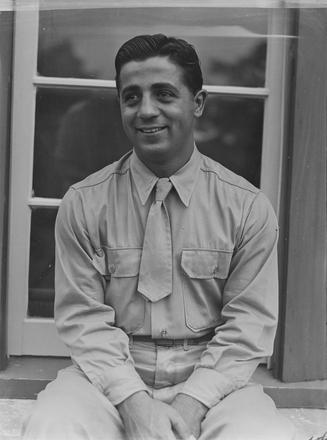 [Portrait of a military serviceman]