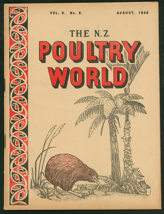 The New Zealand poultry world : official organ of the New Zealand Poultry Board &…