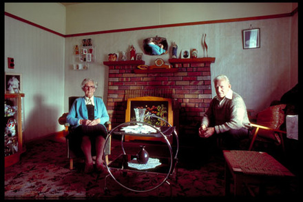 [Margaret and Les Nielson, Blackball]