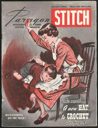 Stitch : needlecraft and home feature magazine