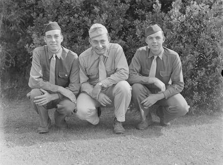 [Servicemen military portrait]