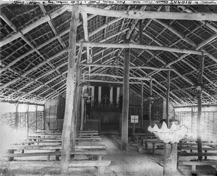 Interior St. Aiden's Church