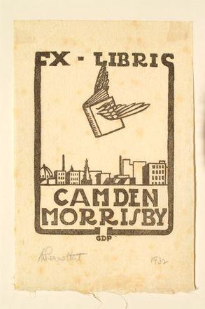 Ex Libris Camden Morrisby