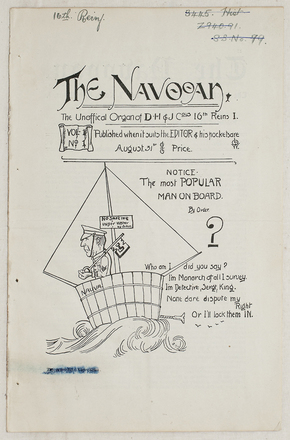 The Navooan : the unofficial organ of D.H. & J. Coys, 16th Reins. 1