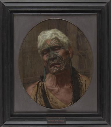 Weary with Years (Te Aho o Te Rangi Wharepu)