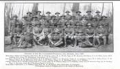 """Photograph taken at Setques, prior to the battle of Messines - Image may be subject to copyright restrictions. <a href=""""mailto:srparamore@hotmail.com"""">srparamore@hotmail.com</a>"""