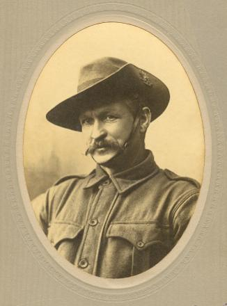 W B Corin enlisted in Australia.  This image was probably taken there. - No known copyright restrictions.
