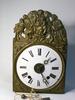 clock, wall, Morbier clock movement , iron frame, ...