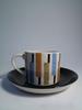 Crown Lynn 'Bermuda' Part Coffee Set [comprising a...