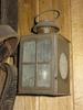 lantern; small square hand lantern