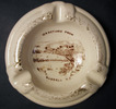 souvenir ashtray, 'Greetings from Russell N.Z.'
