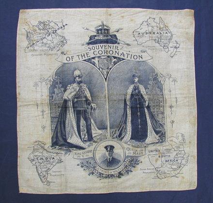 handkerchief, souvenir