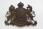 British [General Service] other ranks badge [bedpl...
