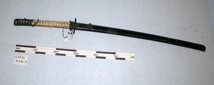 sword, samurai, katana