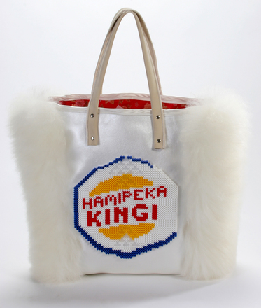shopping bag (Hamipeka Kingi)
