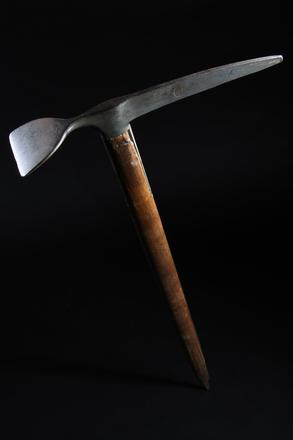 axe, ice