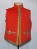 Mess dress waistcoat, New Zealand Coast Guard Arti...
