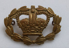 Warrant Officer Class II rank badge : Royal New Ze...
