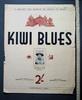 sheet music, Kiwi Blues - A Melody You Should be P...
