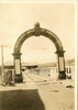 Hokianga Arch of Remembrance, Kohukohu (photo J.H.A. Skipper of Kohukohu c1928) - No known copyright restrictions