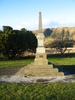 Albury War Memorial. Photo donated by Brian Davison 2009 - No known copyright restrictions