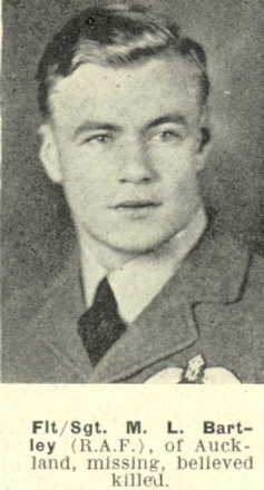 Portrait from Weekly News; 15 March 1944 - This image may be subject to copyright