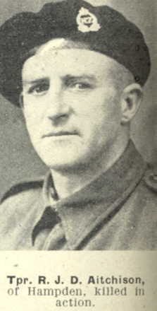 Portrait from the Weekly News; 23 February 1944 - This image may be subject to copyright