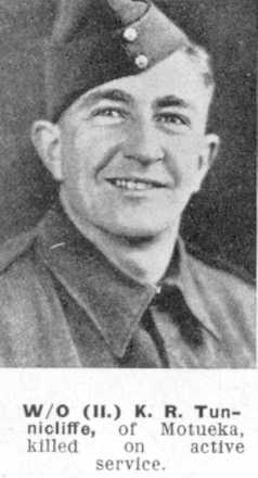 Portrait from The Weekly News; 24 May 1944 - This image may be subject to copyright