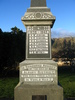 Albury War Memorial, Otago - No known copyright restrictions