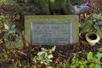 Memorial plaque under memorial tree, St Luke's Anglican Church (photo John Halpin December 2012) - CC BY John Halpin
