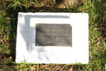 Waiau Pa School War Memorial, close view of names (photo J. Halpin 2012) - No known copyright restrictions