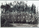 Group soldiers, Perenchies, Germany. Wilfred B Quennell, scanned from copy of original - No known copyright restrictions