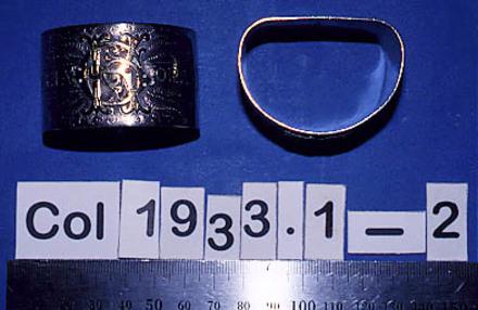 ring, napkin (pair)