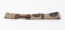 Belt, New Zealand Machine Gun Corps, WW1 Belonged ...