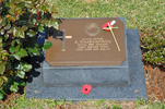 Gravestone at UN Cemetery Pusan, Korea for 206610 Bryce Whangapirita. No Known Copyright.