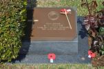 Gravestone at UN Cemetery Pusan, Korea for 33946 Ramon Carson. No Known Copyright.